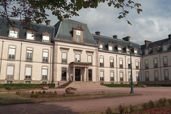 L'hôpital du Creusot (archives)