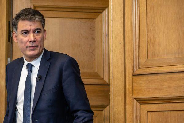 Le premier secrétaire du PS, Olivier Faure, a appelé à l'union de la gauche et des écologistes à la métropole de Grenoble.