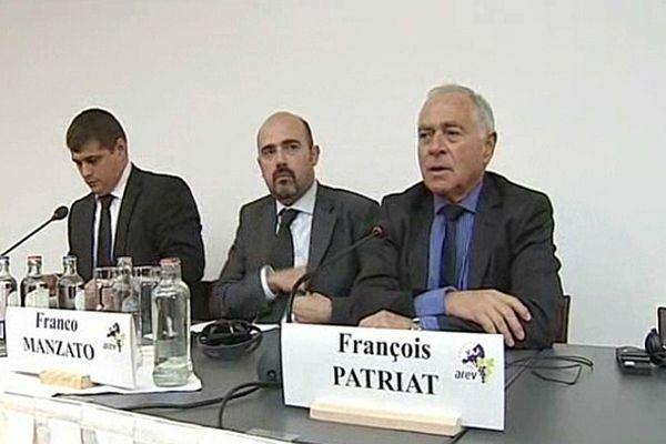 Les présidents des grandes régions viticoles françaises ont répondu présent à l'appel de l'Assemblée des régions européennes viticoles (Arev).
