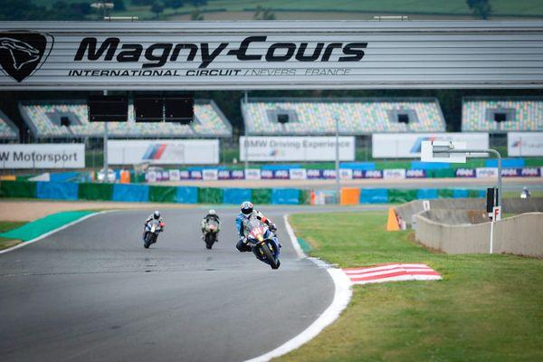 Les 12 Heures Nevers-Magny-Cours : la moto 141 (Stand 41 Endurance) dimanche 26 mai 2019 lors du Championnat d'Europe d'endurance. (photo d'illustration)