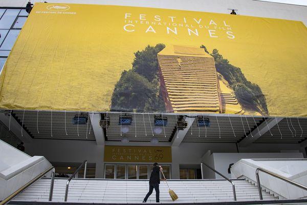 Cette année, le Festival de Cannes ne sera que virtuel