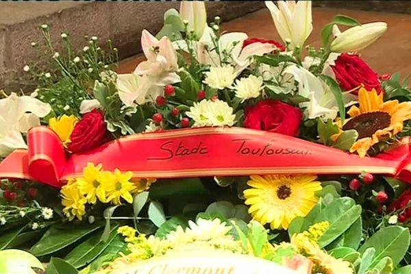 Amateurs, professionnels et anonymes ont dit adieu à Pierre Camou lors de ses funérailles à Saint-Jean-Pied-de-Port.