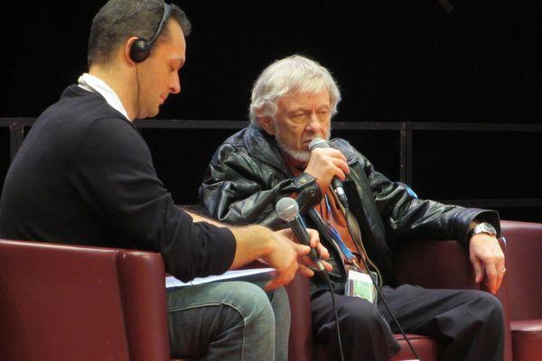 L'écrivain Norman Spinrad
