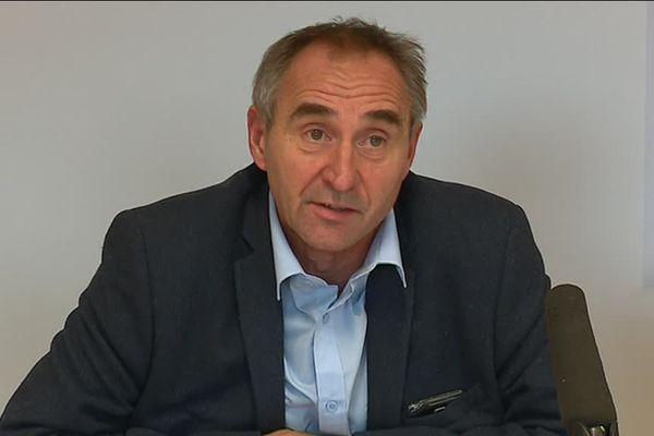 Le docteur Bruno Morel, directeur délégué à l'Agence régionale de Santé