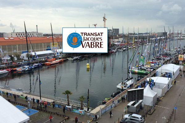 Le Havre : le bassin Paul Vatine en 2015