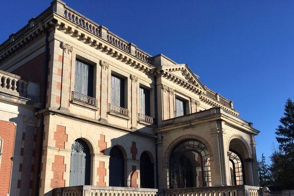 Grâce au legs d'une habitante de Montluçon, le château de la Louvière va pouvoir être rénové.