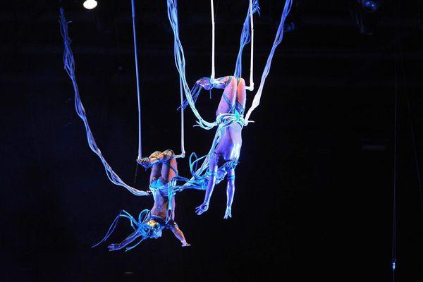 Le Cirque du Soleil a produit des spectacles sur les scènes du monde entier.