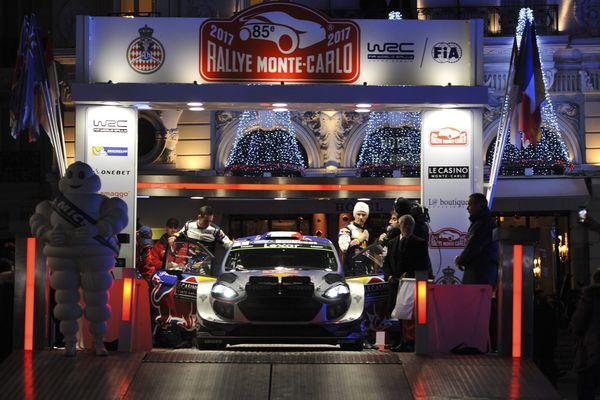 Le Français Sébastien Ogier, pour son premier rallye avec l'écurie M-Sport/Ford, a remporté ce dimanche le 85e Monte-Carlo.