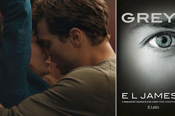 """Le tome 4 de """"Cinquante nuances de Grey"""" est tiré en France à 500 000 exemplaires."""
