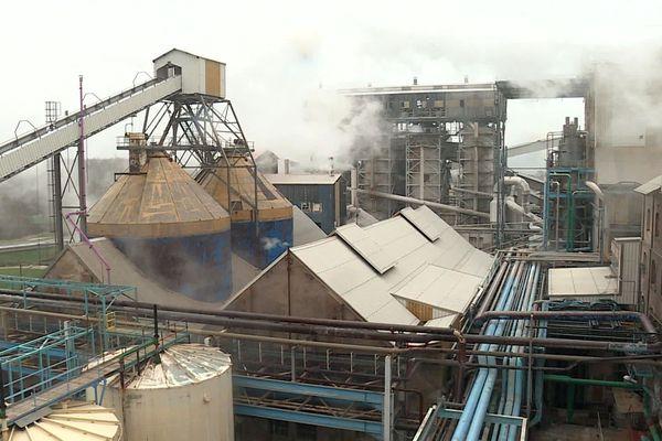 Novawood, société dédiée au projet de la centrale de cogénération biomasse à Laneuveville-devant-Nancy, sur le site industriel de Novacarb.