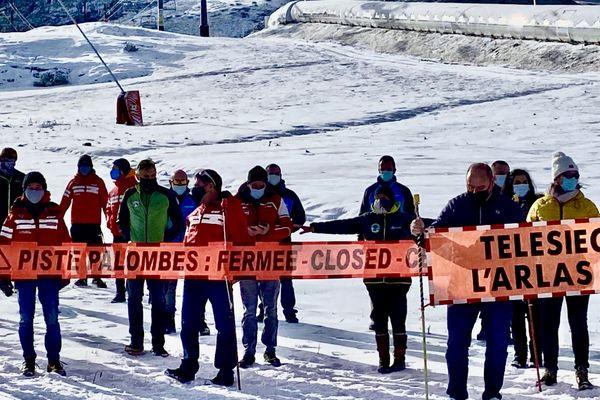 Manifestation à la Pierre Saint Martin ce jeudi 3 décembre
