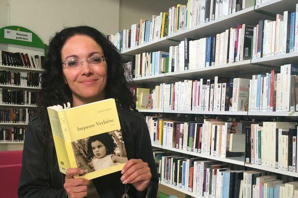 Dalie Farah, agrégée de lettres et professeure à Thiers (Puy-de-Dôme) publie son premier roman  « Impasse Verlaine ».