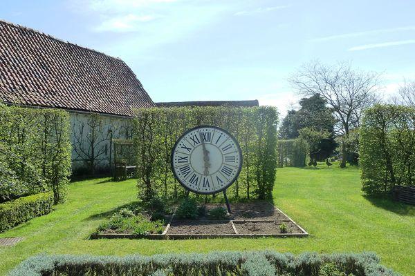 Jardins du Manoir d'Hénocq dans le Pas-de-Calais