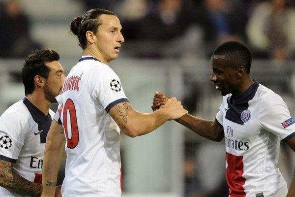 Ligue des champions - Le PSG et Ibrahimovic se font plaisir à Anderlecht