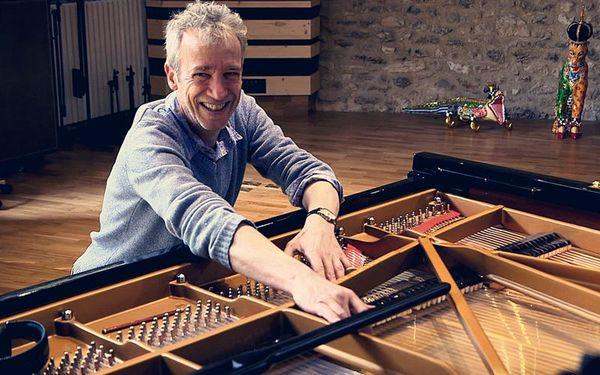 Laurent de Wilde se produira a 20H30 le 6 août au sein du New Monk Trio.