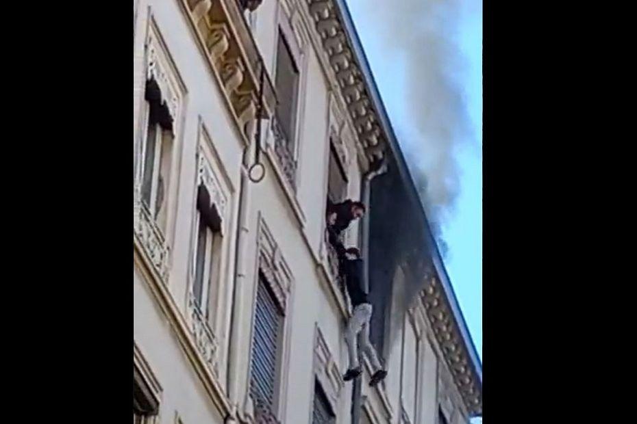 Incendie à Lyon : un différend entre voisins serait à l'origine du feu de la rue Paul Bert