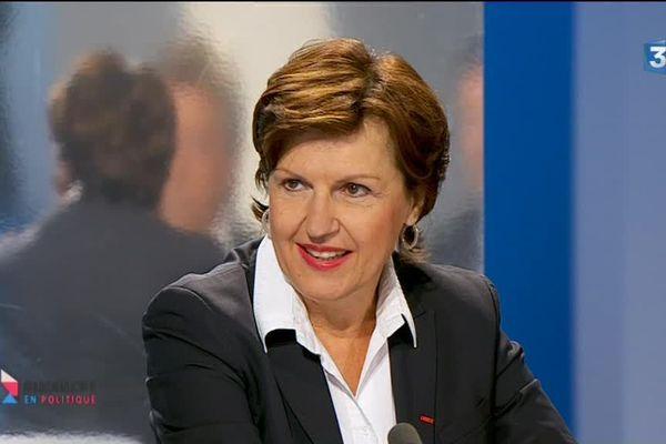 Annie Genevard, députée LR du Doubs