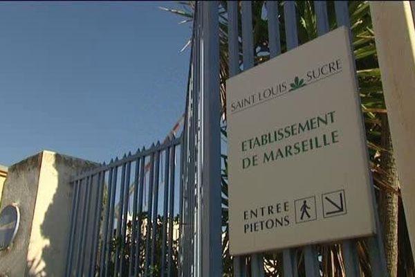 La raffinerie de sucre Saint Louis est implantée dans les quartiers Nord de Marseille depuis 1853.