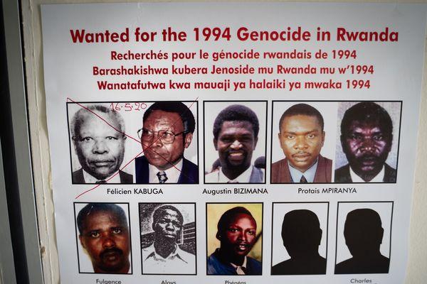 Félicien Kabuga a été arrêté le 16 mai 2020 par les gendarmes français, il était recherché depuis 26 ans.
