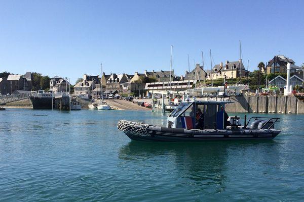 A Saint-Malo, les Affaires maritimes renforcent les contrôles toute cette semaine à quai comme en mer