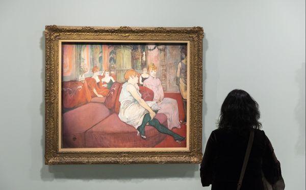 Exposition Toulouse Lautrec au Grand Palais