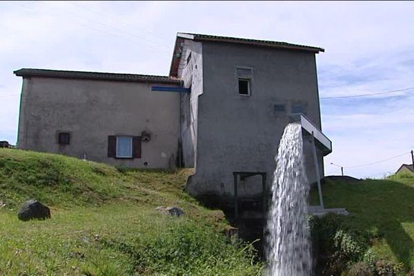 Une micro centrale hydroélectrique dans les Hautes-Pyrénées