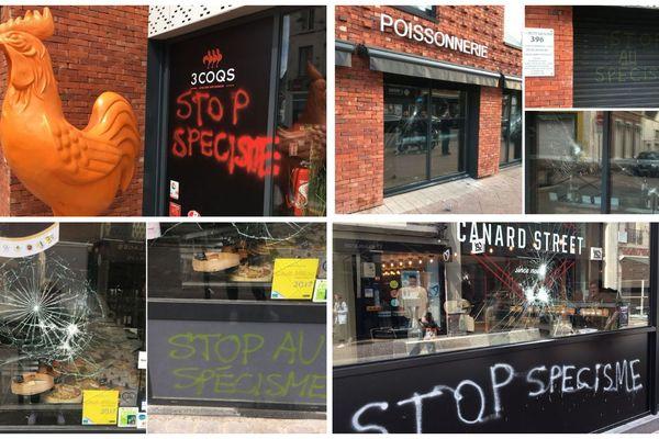 Une série de détériorations ont été commises à Lille ces derniers mois.