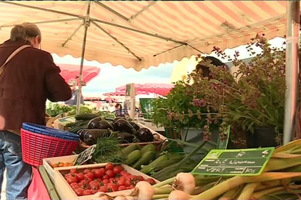 Au menu du Nantes Food Forum, les amateurs de produits régionaux pourront se rendre à un grand marché ce dimanche 7 octobre sur l'Ile de Nantes.