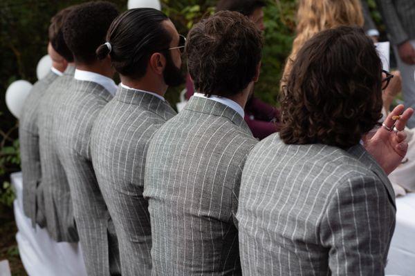 Il avait loué son gîte pour un mariage de 150 personnes en plein couvre-feu : le gérant convoqué au tribunal d'argentan (photo d'illustration)