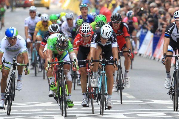 Le Tour de France 2014 à Epernay