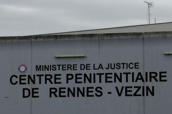 Le centre pénitentiaire de Vezin-le-Coquet (en Ille-et-Vilaine).