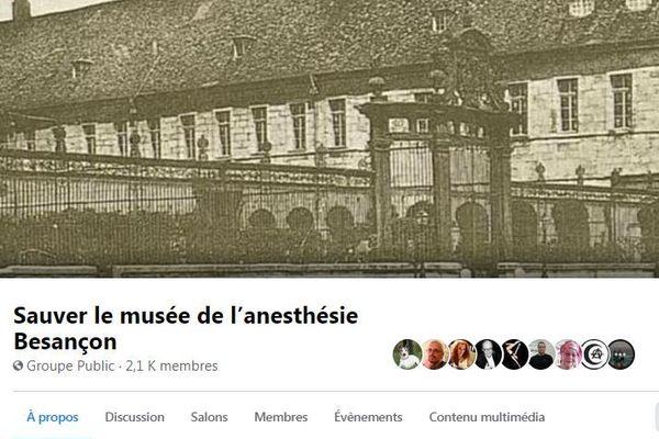 """Un groupe facebook a été créé pour """"sauver"""" le musée d'Anesthésie de Besançon"""