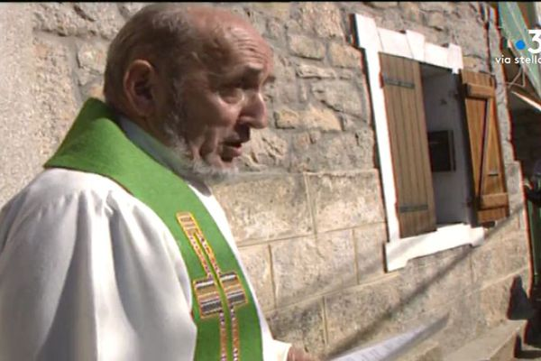 Archives - Le père Louis Gabriel Doazan, prêtre et auteur d'un important travail d'ethnologie en Corse, est décédé à Vico, le 23 mai 2018.