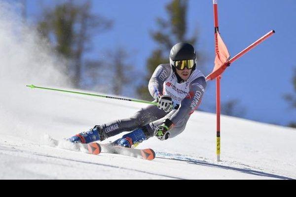 Theo Letitre a remporté le slalom de Chamrousse ce mardi 2 avril.