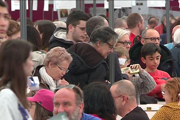 """Le dernier """"Lire à Limoges"""" en 2019 avait été un succès avec plus de 30 000 visiteurs"""