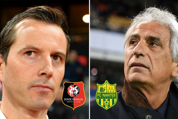 Julien Stephan et Vahid Halilhodzic : le derby de deux entraîneurs que tout oppose