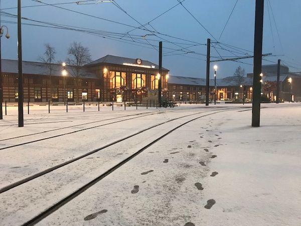 Gare de Saint-Etienne Chateaucreux