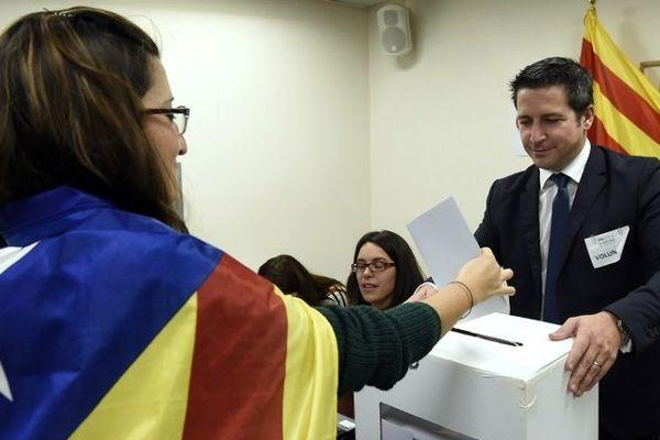 Plus de deux millions de votes en faveur de l'indépendance de la Catalogne.