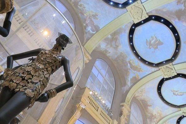 L'exposition Dior, au musée des Arts décoratifs, jusqu'au 7 janvier 2018.