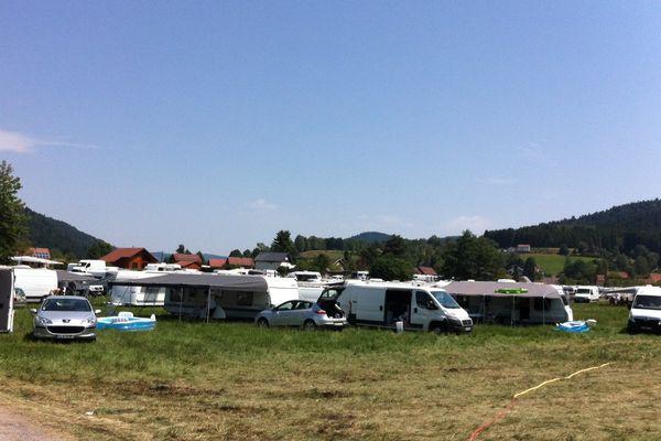Polémique sur un terrain de Gérardmer (Vosges)