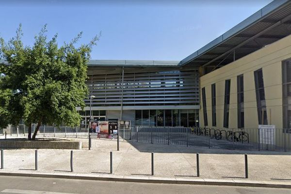 Le collège Vercors, à Grenoble.