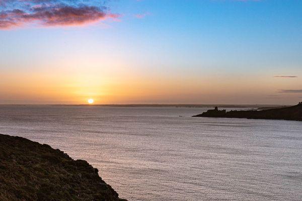 Lever de soleil au Cap Fréhel (22)