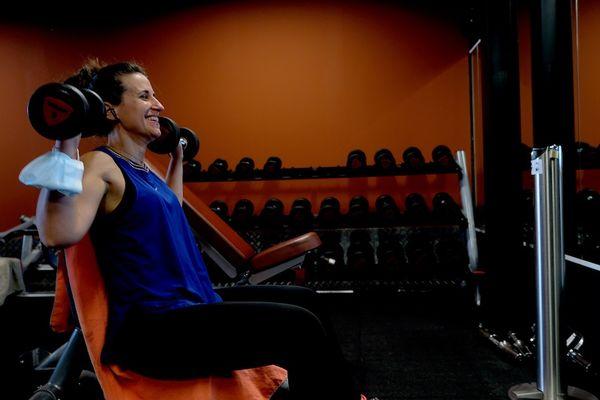 Toulouse : la réouverture des salles de fitness fait le bonheur de leurs adhérents - 9 juin 2021.