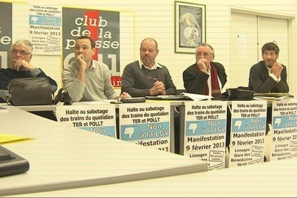 Les opposants à la LGV ont annoncé une nouvelle manifestation le 9 février à Limoges