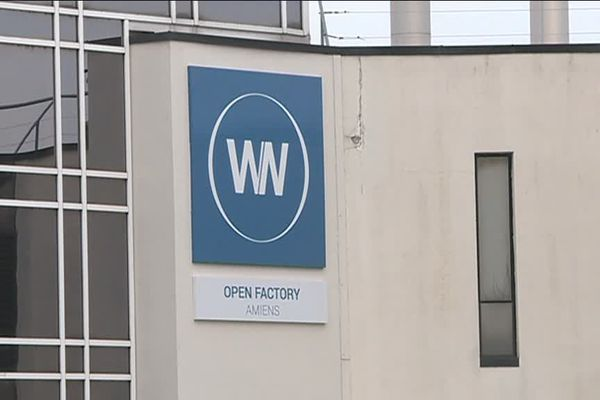 La société WN de Nicolas Decayeux, sur l'ancien site Whirlpool est en difficulté financière.