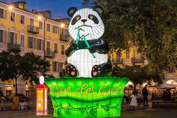 Le festival de lanternes chinoises traditionnelles de la Côte d'Azur, illuminera le Parc Phoenix du 29 novembre 2019 au 23 février 2020.