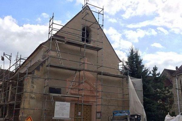 La Chapelle de Beugnon (Arc-sur-Cure)