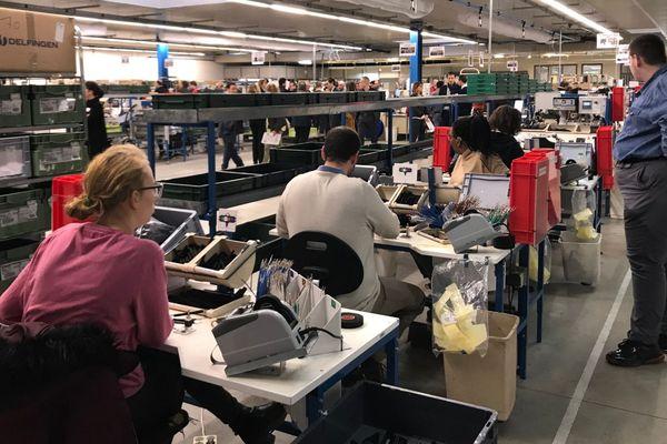 L'usine de production, d'apprentissage et d'insertion (Upai) de Blois