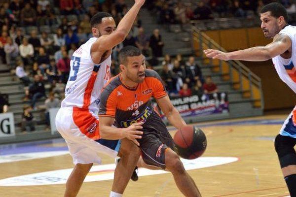 Kevin Joss Rauze aux couleurs du Havre.
