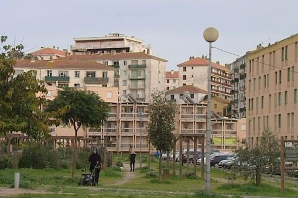 La médiathèque du quartier des Cannes à Ajaccio fait partie des structures fermées suite à la détection d'un cas de Covid chez un agent municipal.